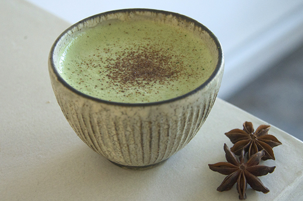 the matcha chai