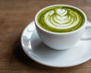 the matcha e latte