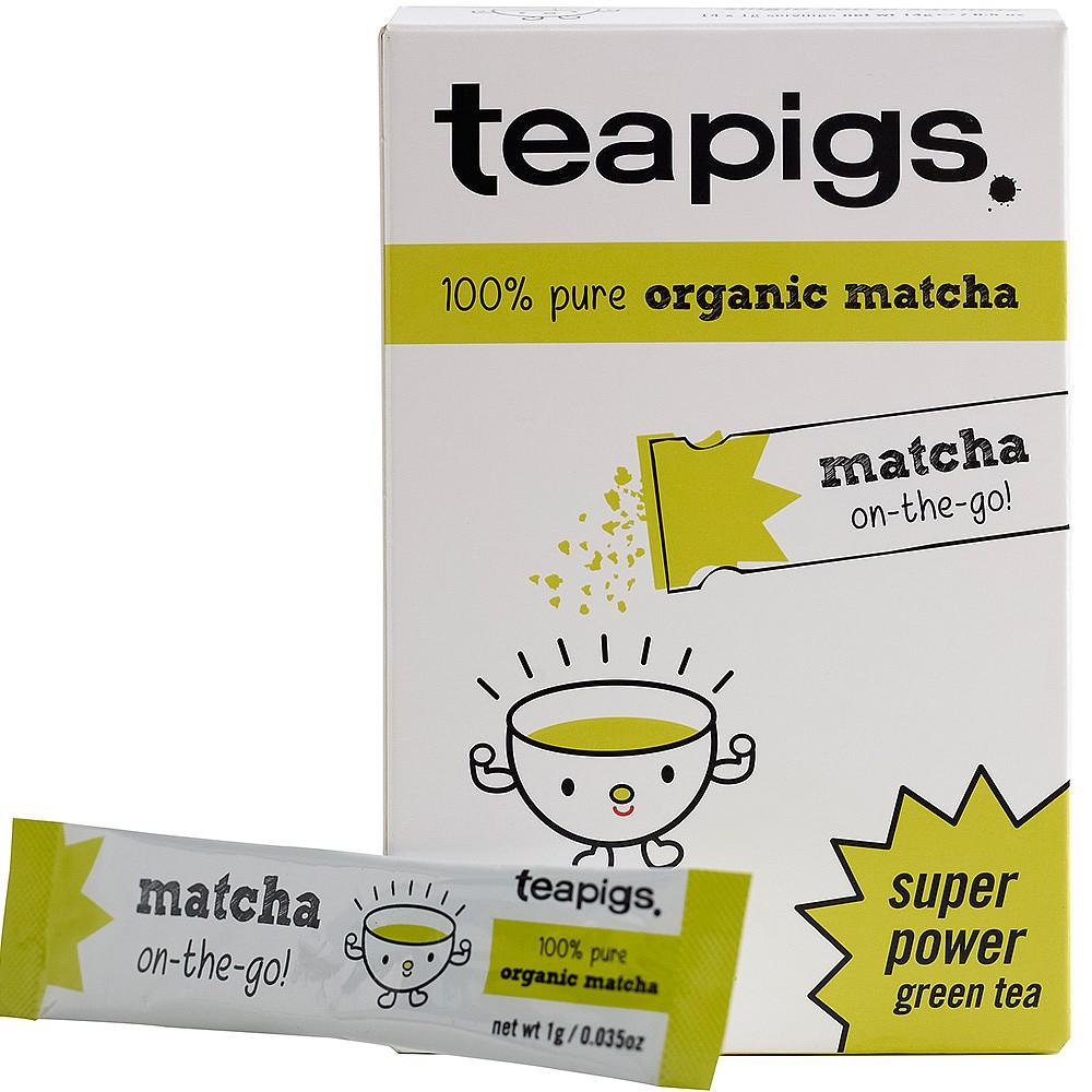 the matcha en sachets