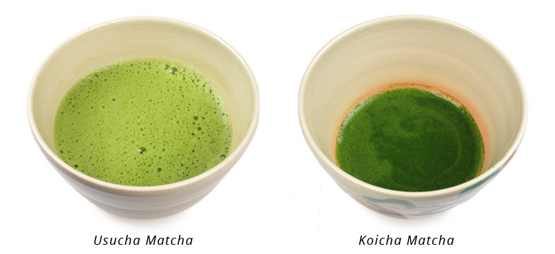 the matcha koicha