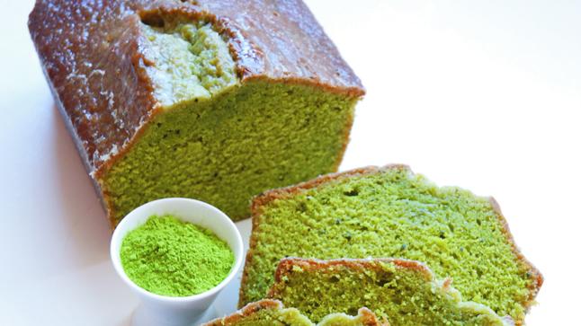 the matcha recette cake