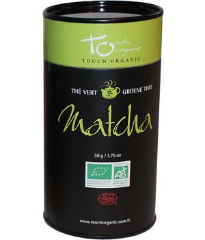 the matcha touch organic