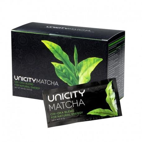 the matcha unicity