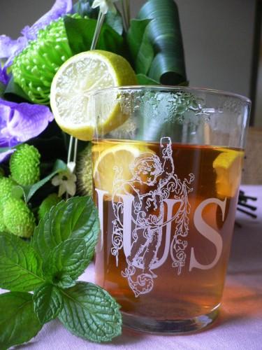 the menthe citron maison