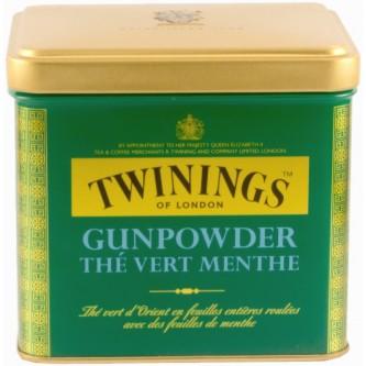 the menthe gunpowder