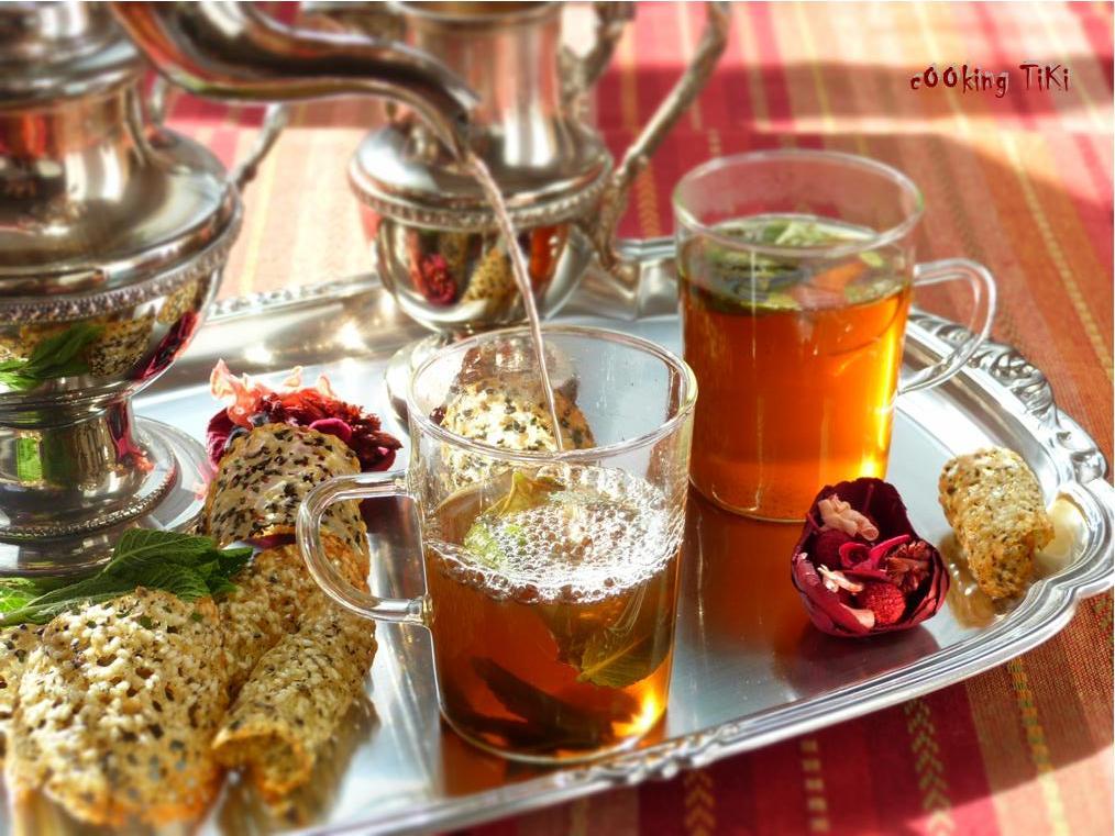 the menthe maroc