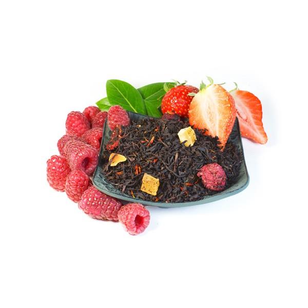 the noir a la fraise