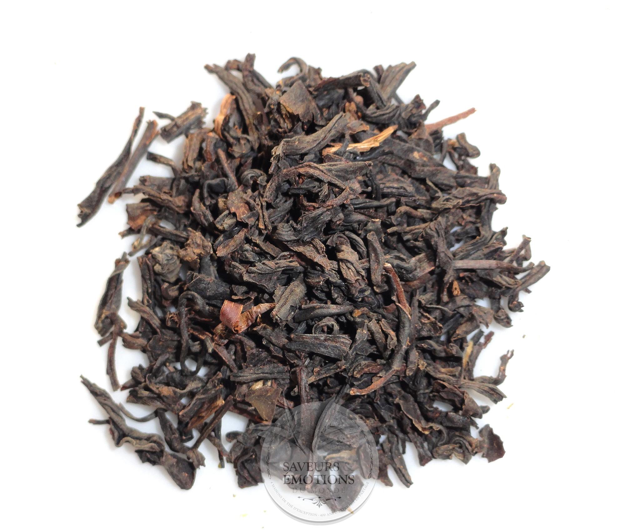 the noir aromatise