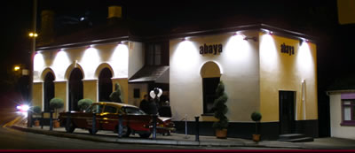 the noir bar weybridge
