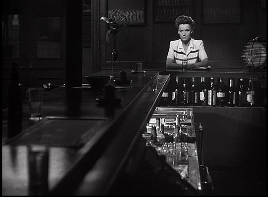 the noir bar