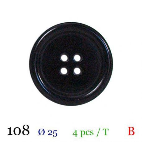 the noir bouton