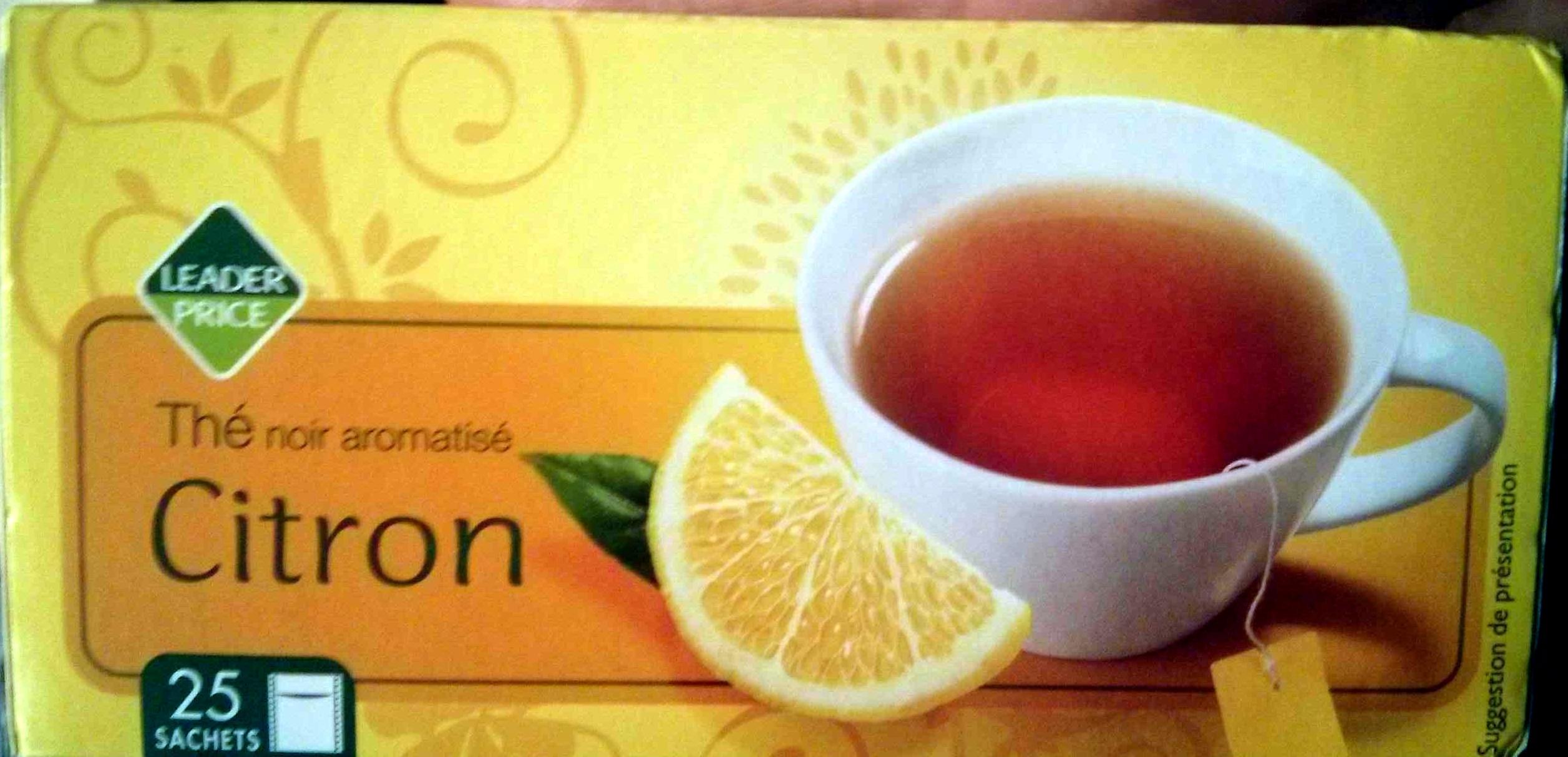 the noir citron