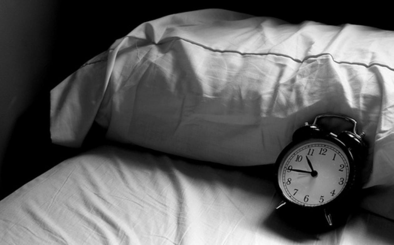 the noir et sommeil