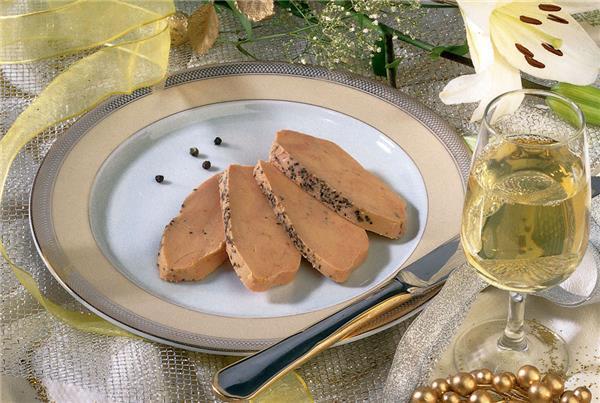 the noir foie