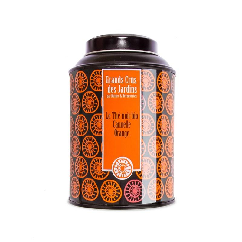 the noir orange cannelle