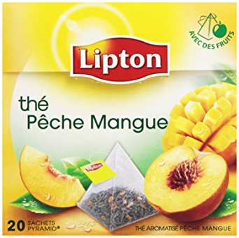 the noir peche mangue
