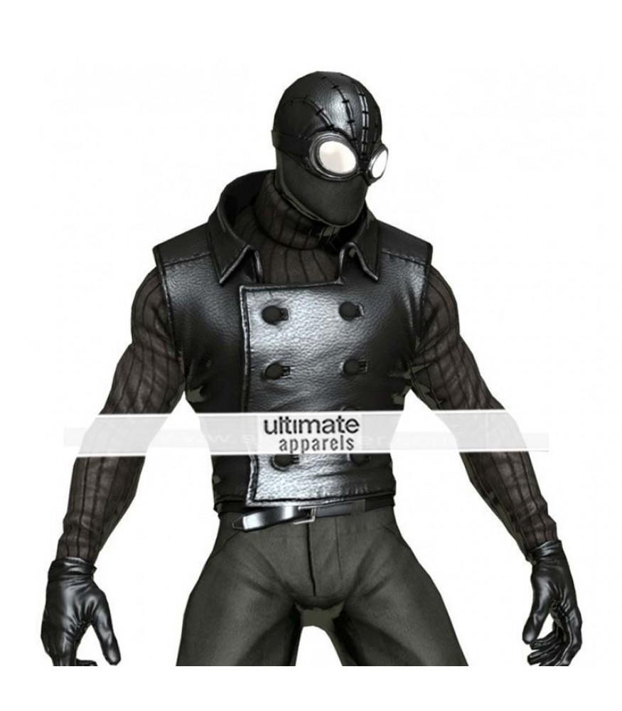 the noir spider man