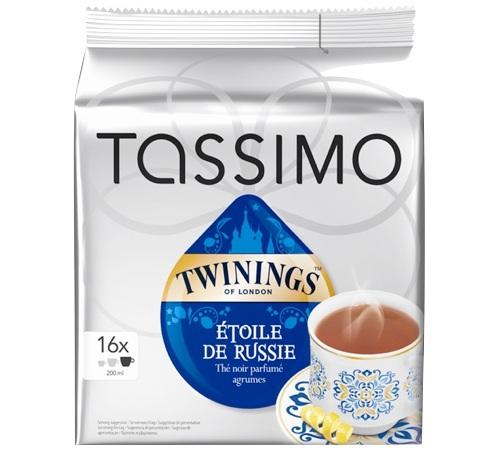 the noir tassimo