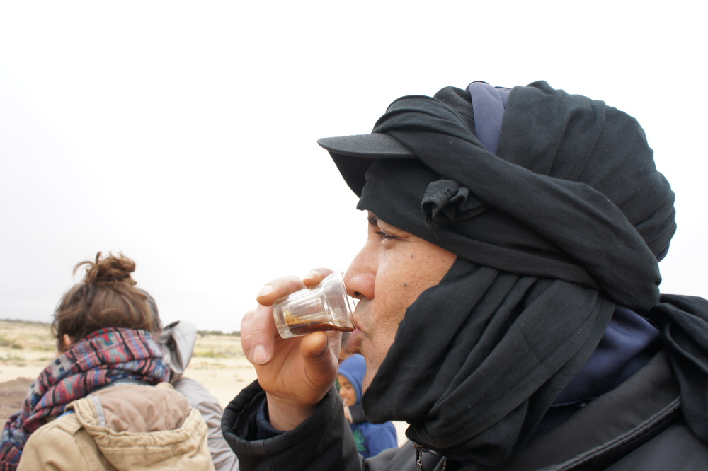 the noir tunisien