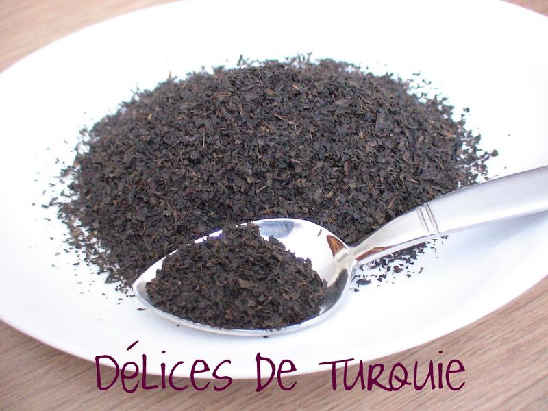 the noir turquie