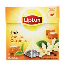 the noir vanille caramel