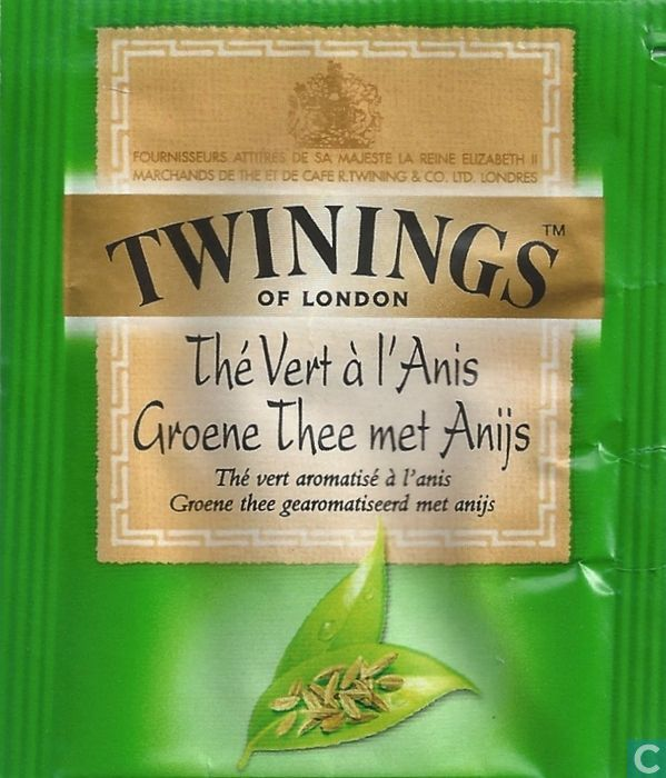 the vert a l'anis