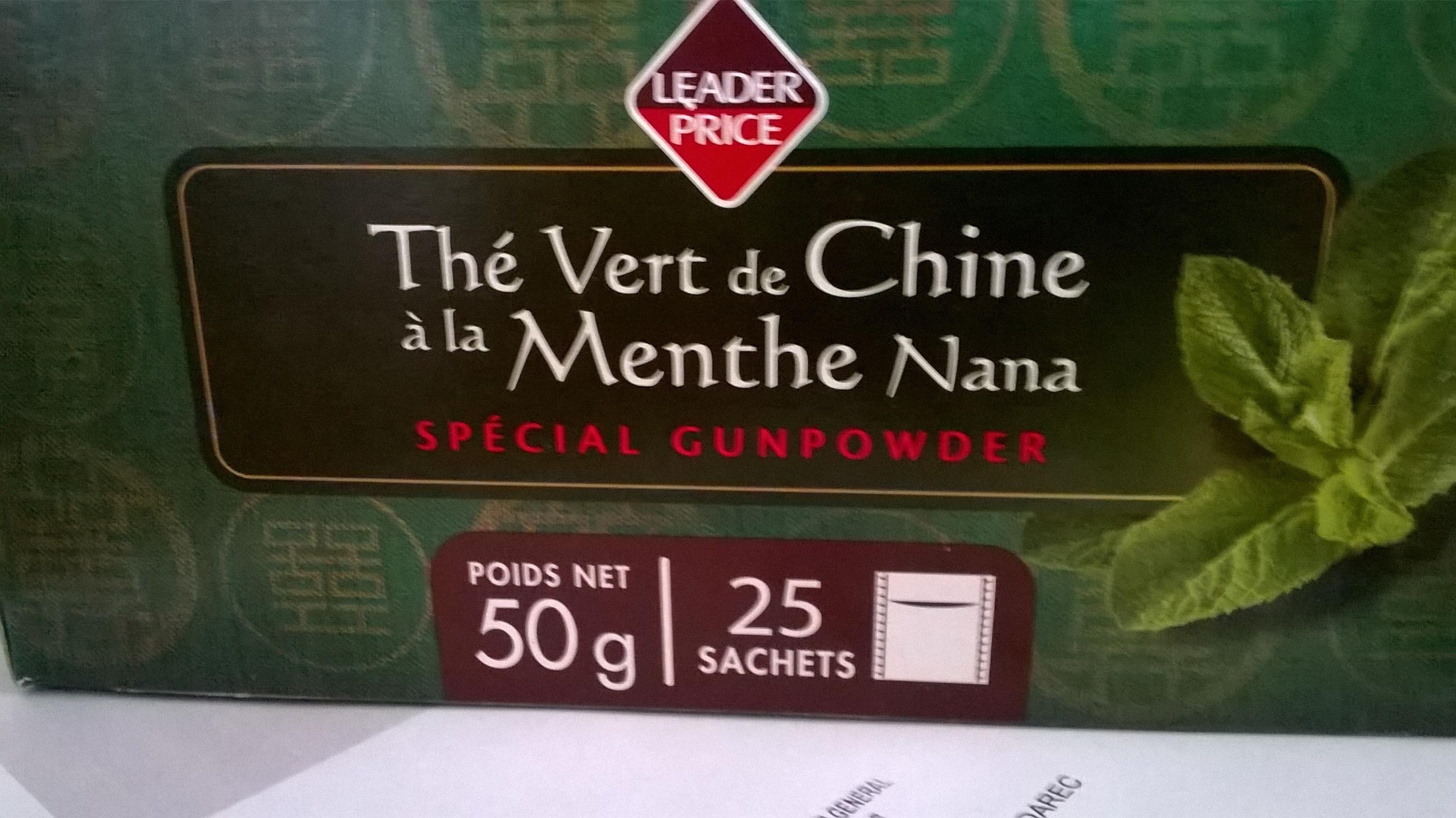 the vert a la menthe nanah