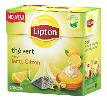the vert au citron