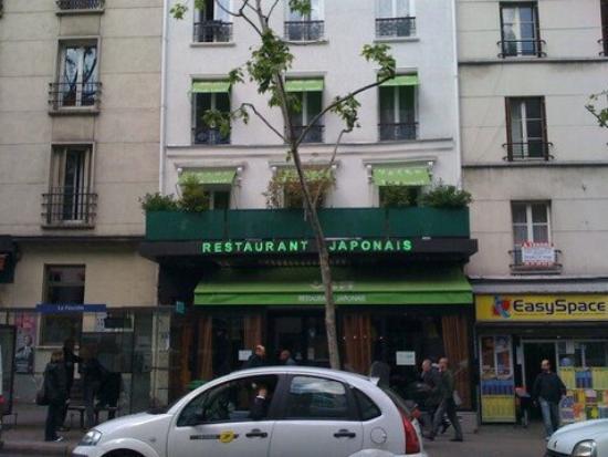 the vert avenue de saint ouen