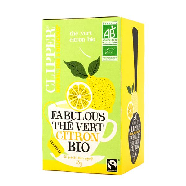 the vert citron bio clipper