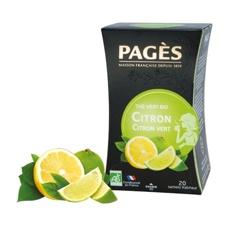 the vert citron bio