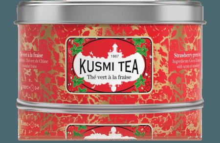 the vert fraise kusmi