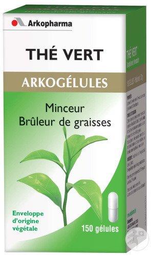 the vert gelules