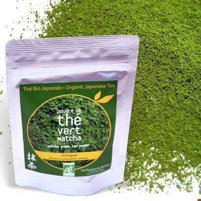 the vert japonais bio
