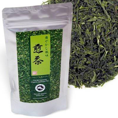 the vert japonais sencha