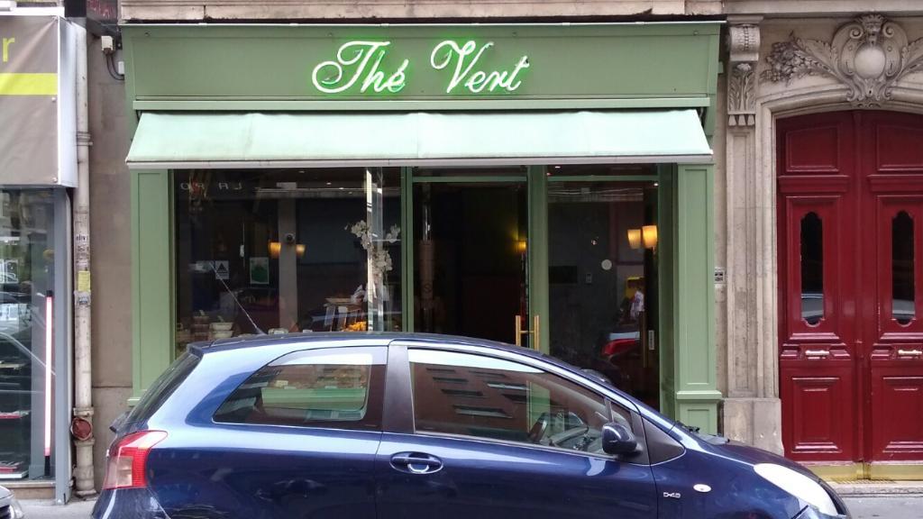 the vert la fourche