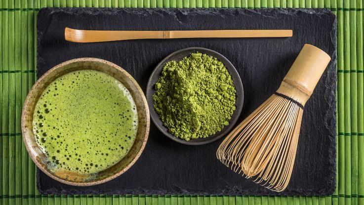 the vert matcha