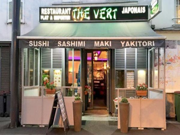 the vert restaurant