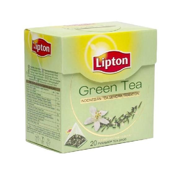 the vert sencha lipton