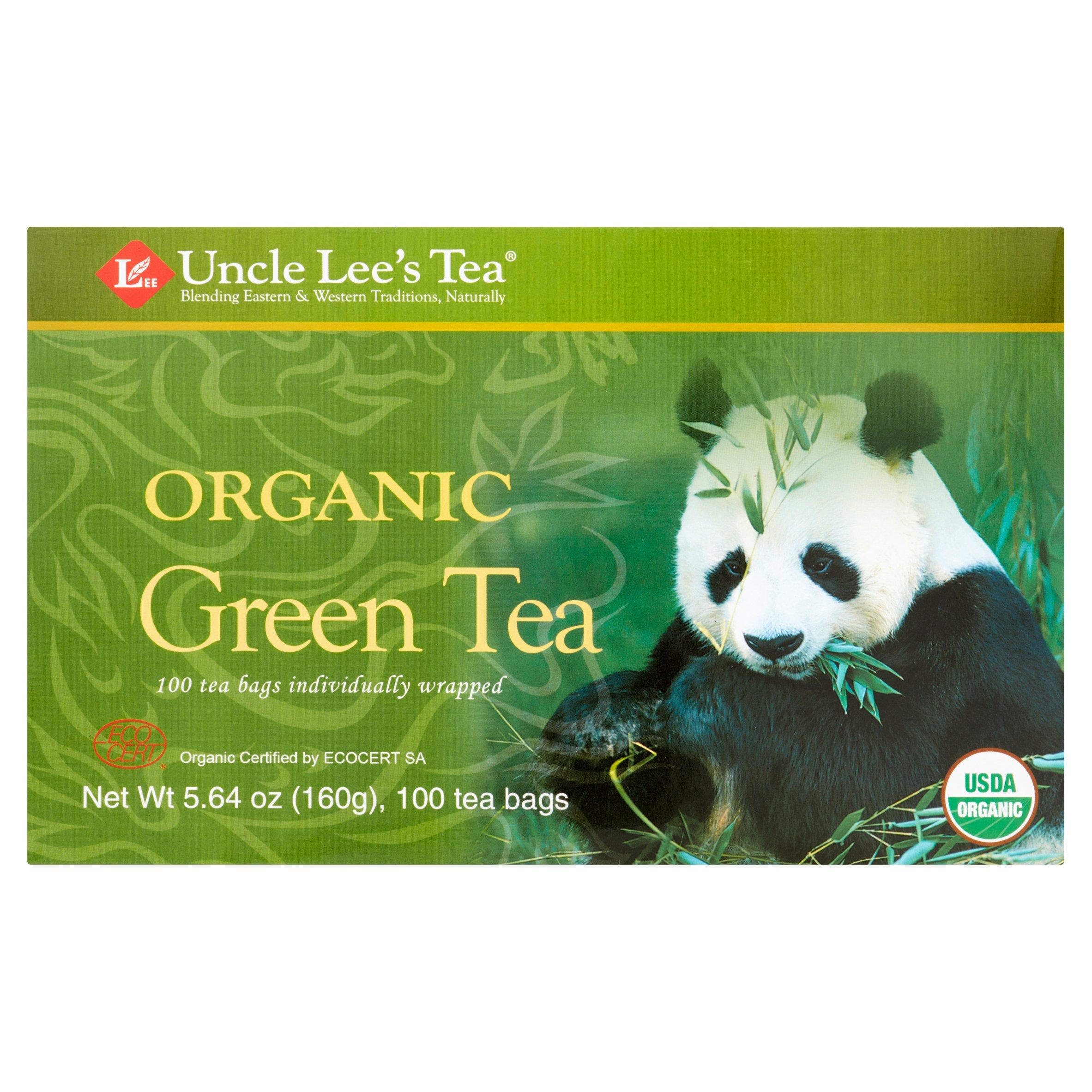 the vert uncle lee