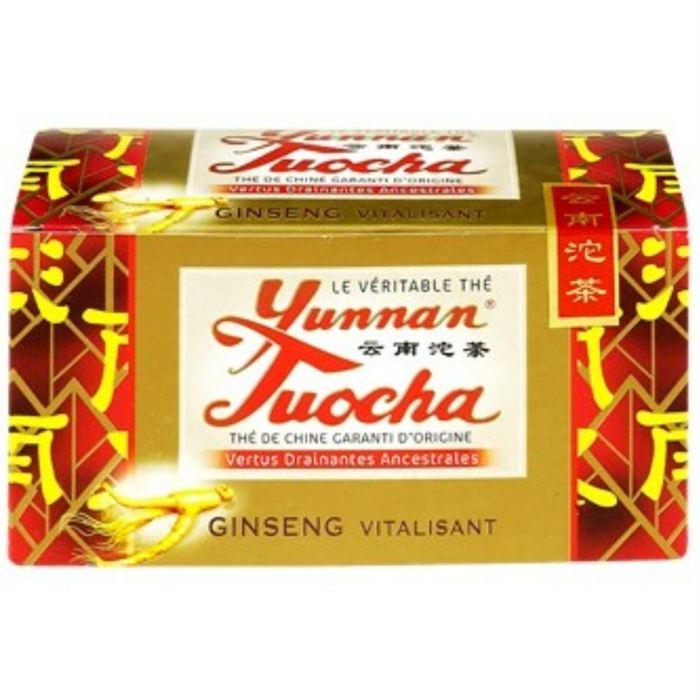 the vert yunnan tuocha avis